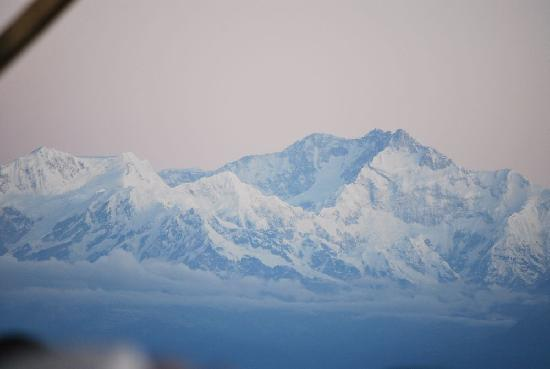 Tiger Hill: Mt K'zonga