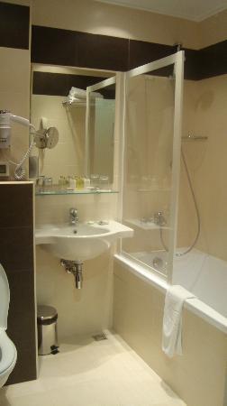 President Hotel : bagno
