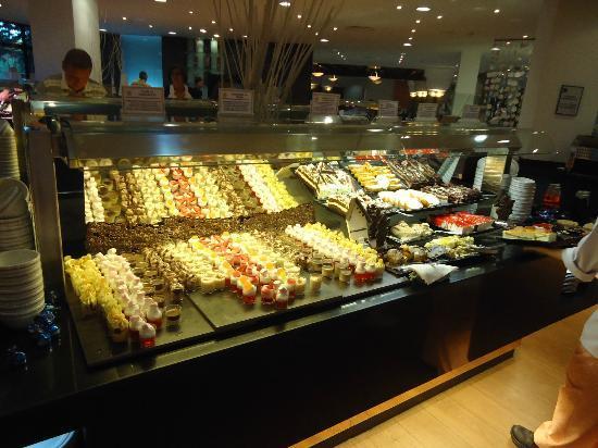 Iberostar Royal Andalus: Buffet postres