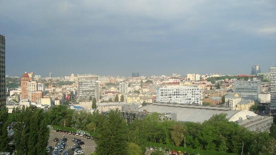 President Hotel: panorama camera