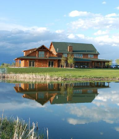 Gallatin River Lodge: New Trout Cabin Lodge