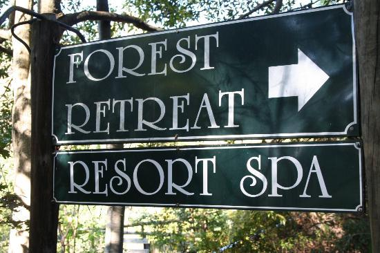 The Cavern Resort & Spa: Forest Retreat Spa