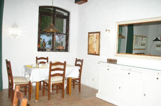 Rio Arade Manor House: Comedor