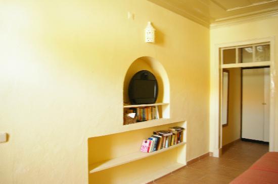 Rio Arade: dormitorio