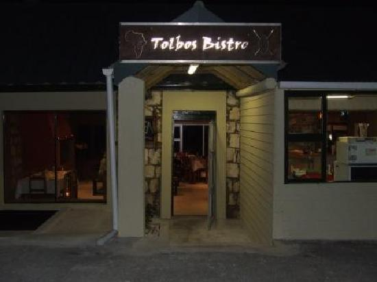 Tolbos Bistro: Our new place.