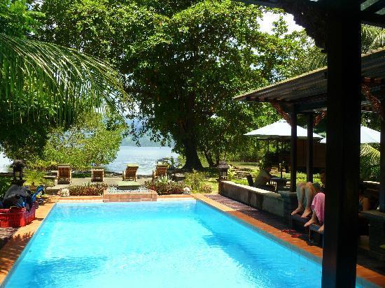 The Village Bunaken: bunaken pool