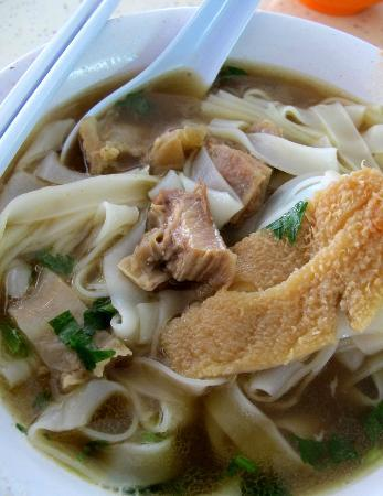 Beed noodles soup