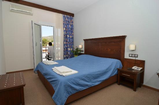 Hotel Olympion: room