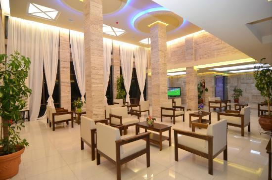 Hotel Olympion: lobby