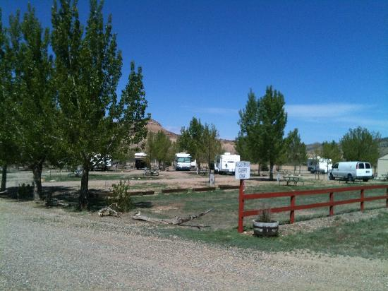 Buck N Bull Rv Park And Campground Reviews Rangely