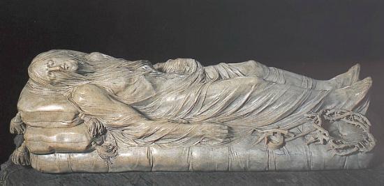 """Cappella Sansevero: """"Christo velato"""" (Veiled Christ) by  Giuseppe Sanmartino"""