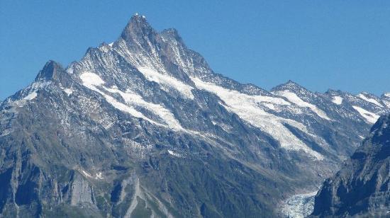 Гриндельвальд, Швейцария: Monte Shreckhorn