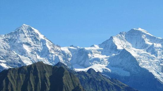 Гриндельвальд, Швейцария: Jungfrau