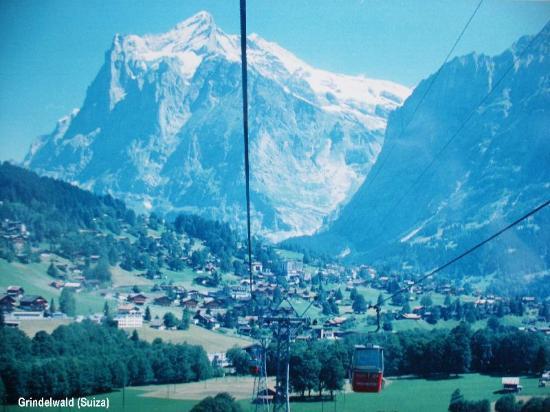 Гриндельвальд, Швейцария: Grindelwald