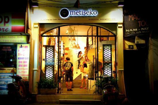 Metiseko: Entry