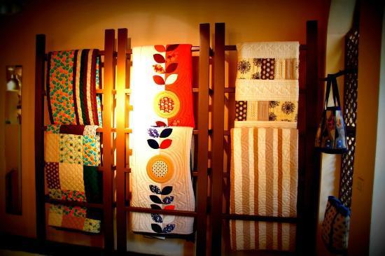 Metiseko : Quilts Wall