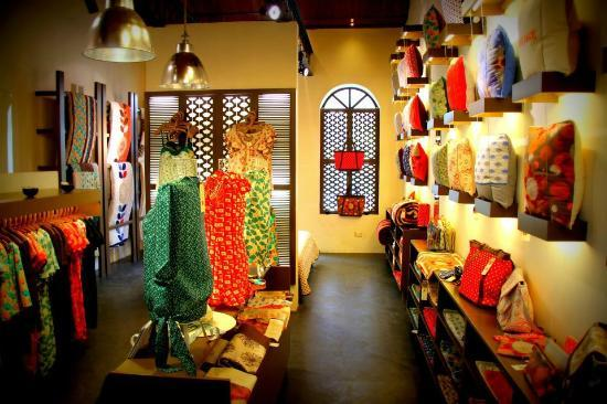 Metiseko boutique 2nd floor: Homeware and Fashion