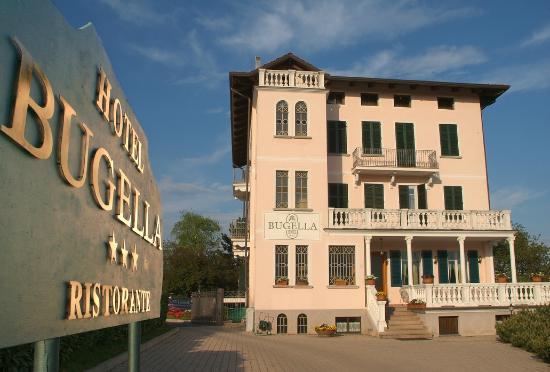 Hotel Bugella: Facciata