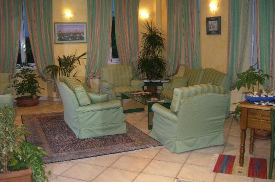 Hotel Bugella: Lobby