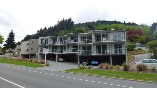 Whistler, The Chancellor - Queenstown: Apartamentos