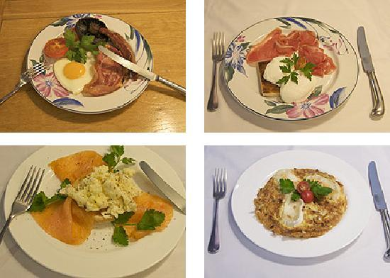 St Ann's House B&B: Breakfast
