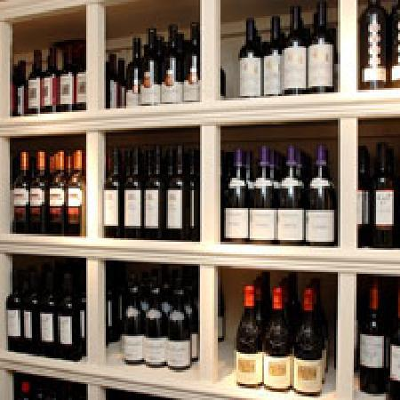 The White Horse: Wine Selection