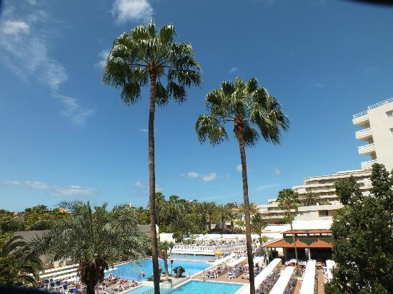 Spring Hotel Vulcano: View from room 262