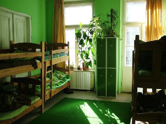 Hotel Green Mazovia: 8-person room