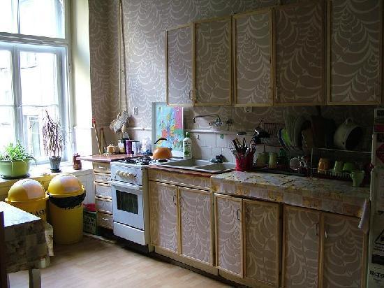 Hotel Green Mazovia: Kitchen