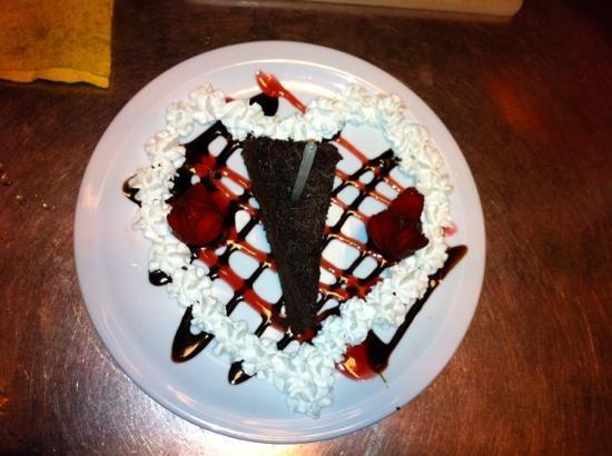 Ju: chocolate cake