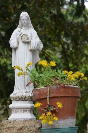 Arqua Petrarca, Italië: per le vie