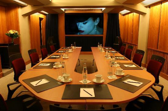Aria Hotel Prague by Library Hotel Collection: Screening Room