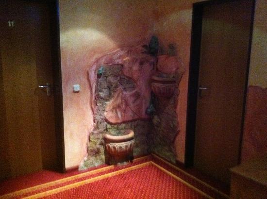 Hotel Dolce Vita: Fluhr