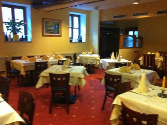 Hotel Dolce Vita: Speisesaal