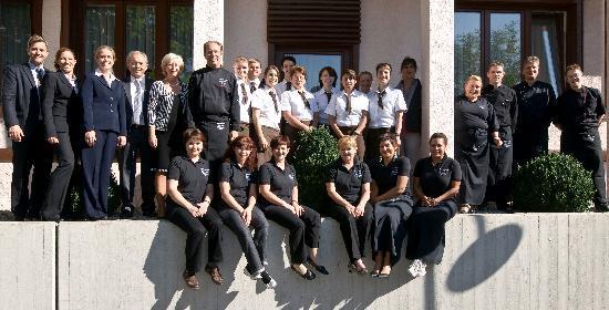 Schwanen Hotel: Team