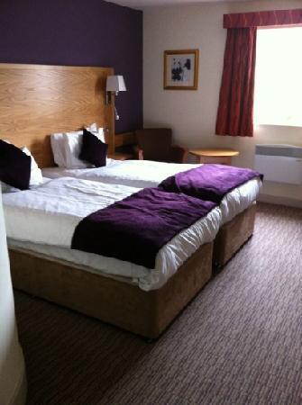 Mercure Wigan Oak Hotel: bedroom