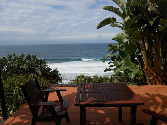 African Peninsula Guest House: view of the ocean