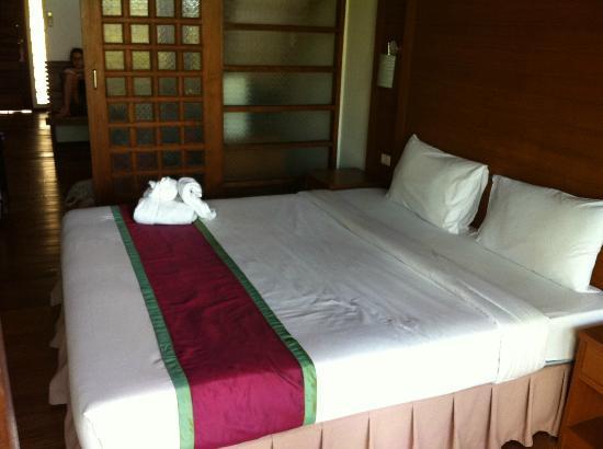Sasitara Residence: chambre