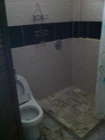 Sasitara Residence: douche + wc