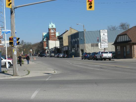 Strathroy Ontario Restaurants