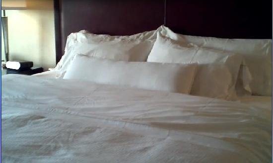 The Westin Huntsville: Westin Feather Bed