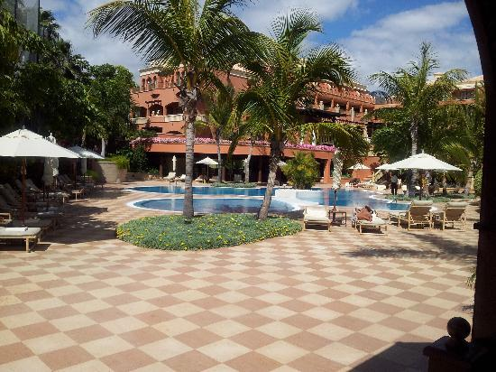 Hotel Las Madrigueras Golf Resort & Spa : zona piscina