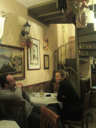 Locanda 'Ntretella: Very nice guys!!!!