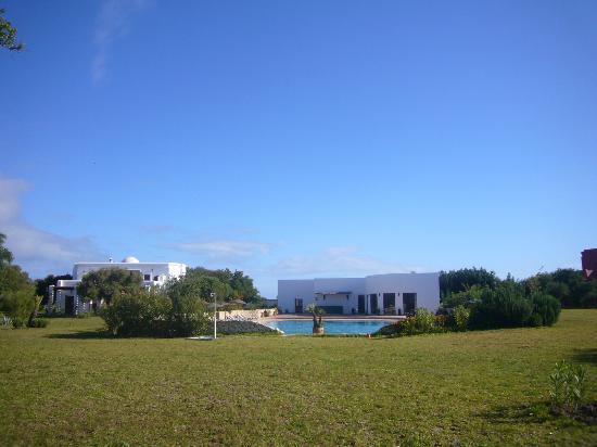 Domaine de l'Arganeraie: Het zwembad