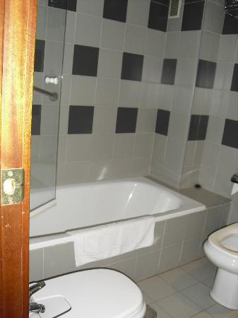 Villa Blanca: Baño