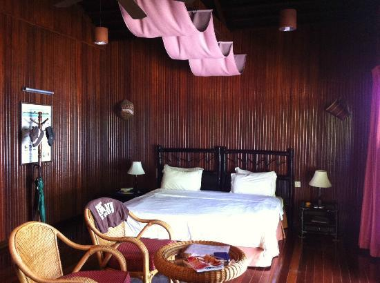 Pom Pom Island Resort & Spa: The room