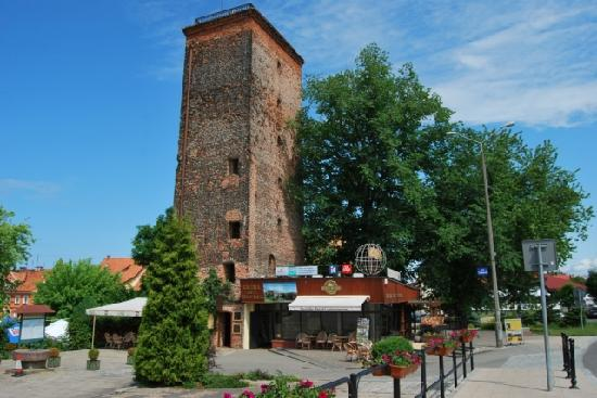 ‪Water Tower of Frombork‬