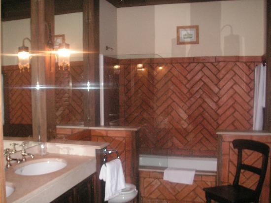 """Imagenes Baño Rustico:Foto: """"Baño encantador (estilo rústico!!)"""""""