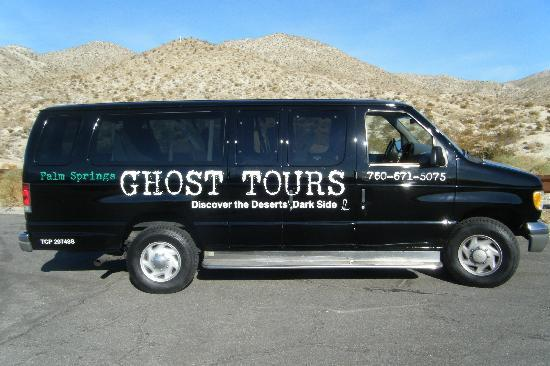Palm Springs Ghost Tours