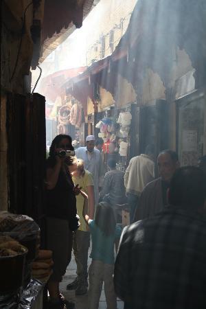 Dar Zohor : De medina in Fez